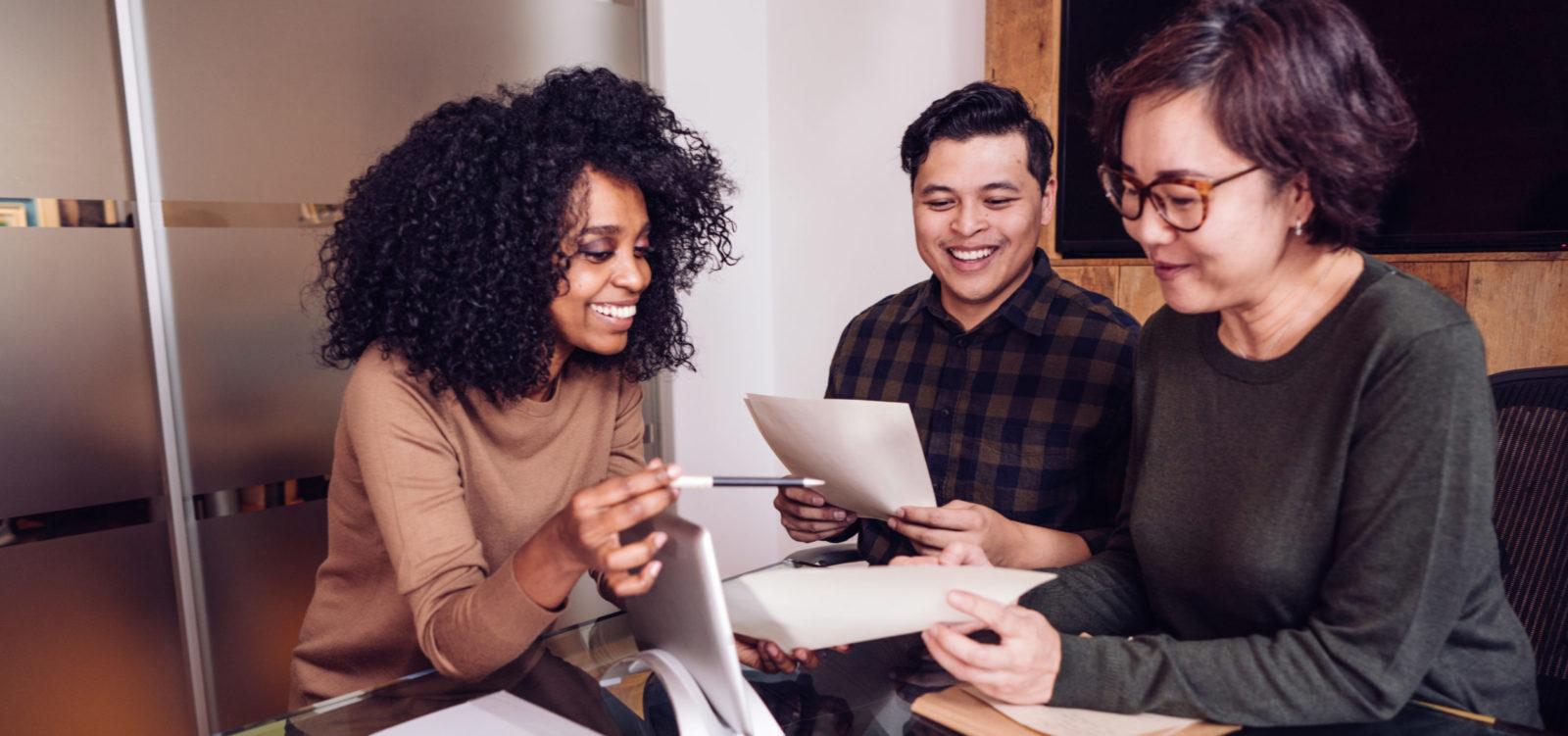 Applying for mortgage renewal